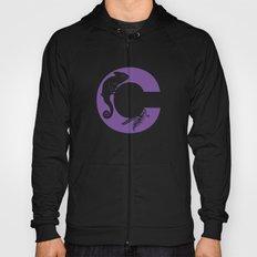 C is for Chameleon - Animal Alphabet Series Hoody