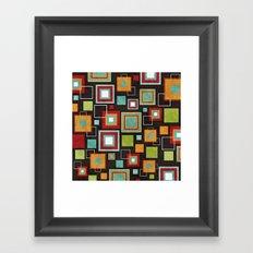 Oh So Retro! Framed Art Print