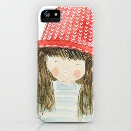 Oh, hello! iPhone Case