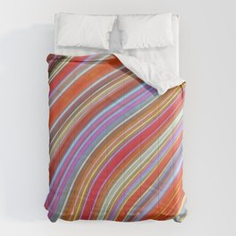 Wild Wavy Lines 09 Comforters