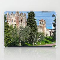 medieval iPad Cases featuring Medieval Fortress by Art-Motiva