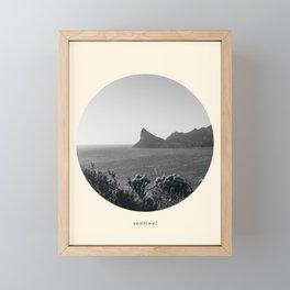 sentinel Framed Mini Art Print