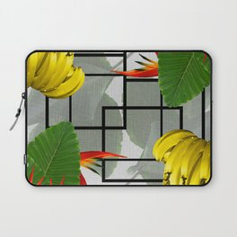 Tropical Squares Laptop Sleeve