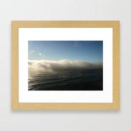 Cloudbank - 2 Framed Art Print