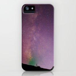 West Texas Milky Way iPhone Case