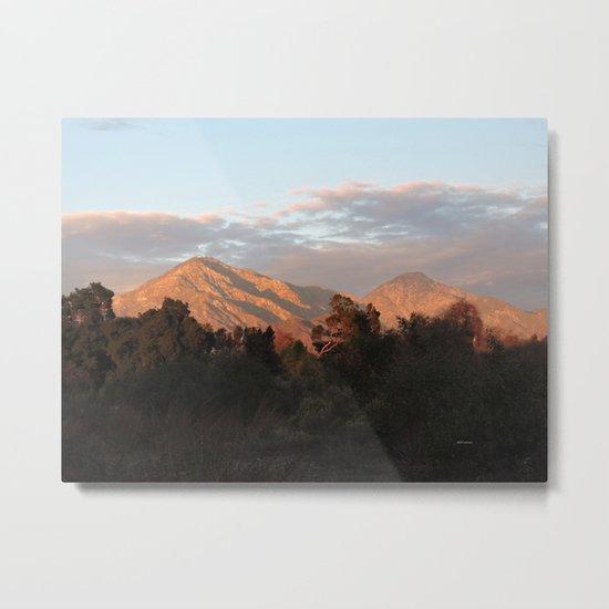 Near Sunset Metal Print
