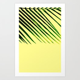 Sun is Shining Art Print