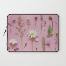 Wild Flowers Laptop Sleeve