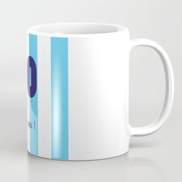 Diego Maradona - Argentina - Miss you Number 10 Coffee Mug