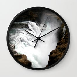 The Falls Wall Clock