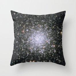 Messier 69 Throw Pillow