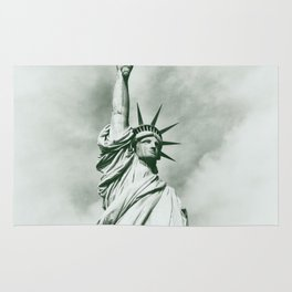 Statue of Liberty cx Rug