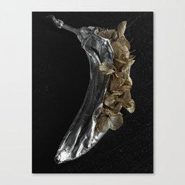Silver Fruit 1 Canvas Print