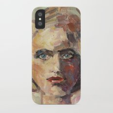 the unknowing Slim Case iPhone X