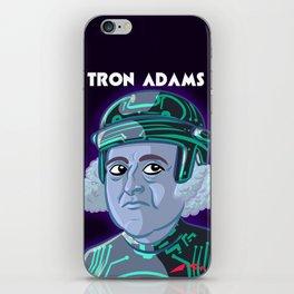 Tron Adams iPhone Skin