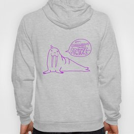 Command + T Couldn't Resize Me Hoody
