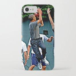 President Barack Obama Takes a Shot iPhone Case