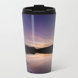 Pahranagat National Wildlife Refuge Sunset #2 Travel Mug