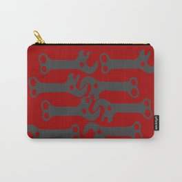 key! red Carry-All Pouch