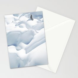 62. 50 shades of white, France Stationery Cards