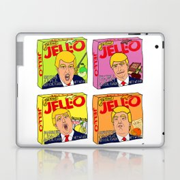 Trump Jell-O Art Laptop & iPad Skin
