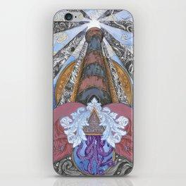 Cthulhu Lighthouse iPhone Skin