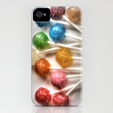 Lollipops Slim Case iPhone (4, 4s)