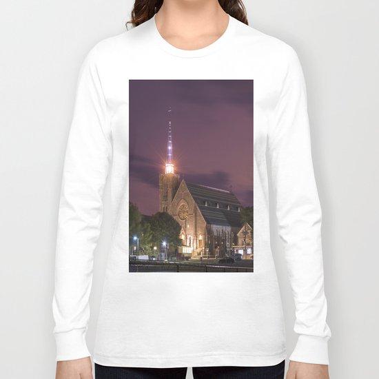 Saint Ann's Church Long Sleeve T-shirt