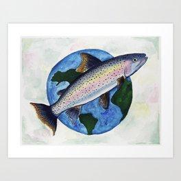 Fish of the World Art Print
