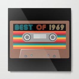 Best of  1969 Metal Print