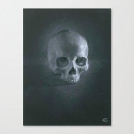Skull Still life Canvas Print