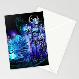 Night Elf Hunter Stationery Cards