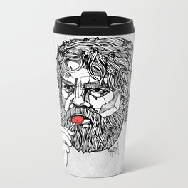 ALAN Metal Travel Mug