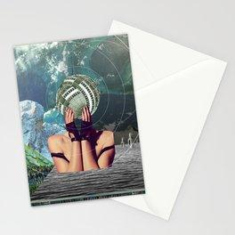 atmosphere 45 · in a gadda da vida Stationery Cards