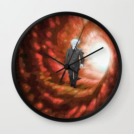 Everything Is Relative Wall Clock