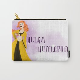 Helga Hufflepuff Carry-All Pouch