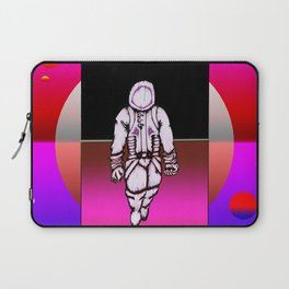 Colliding Space Laptop Sleeve