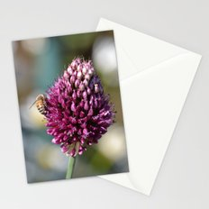 Pink Clover Stationery Cards