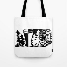 Olympia's Water Tote Bag