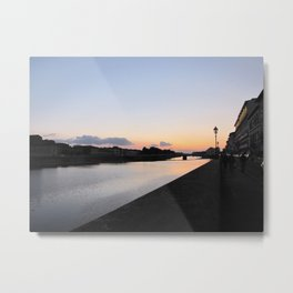 Sunset Part II Metal Print