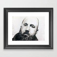 Sage Francis Framed Art Print