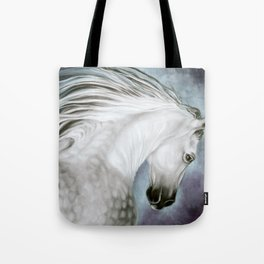 Andalusian Dapple Gray Tote Bag