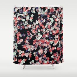 Floral Ecstasy Painting Shower Curtain