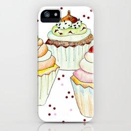 Sprinkles Bakery iPhone Case