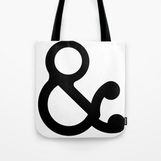 Typography & Tote Bag