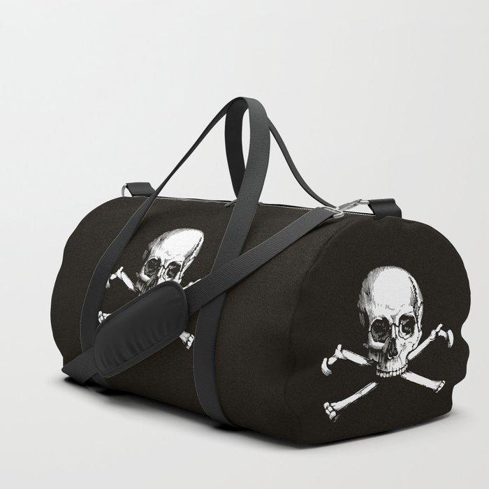 Skull and Crossbones | Jolly Roger Duffle Bag