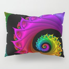 life is colorful -3- Pillow Sham