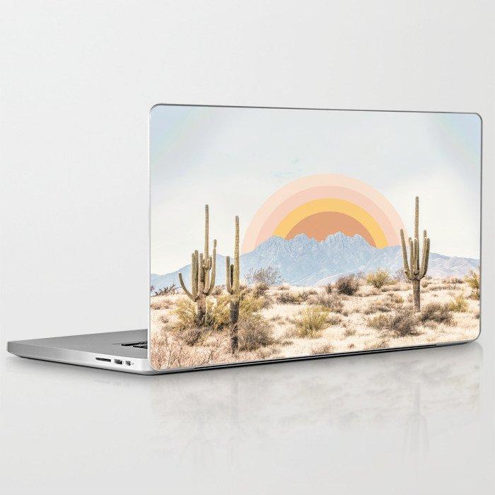 Arizona Sun rise Laptop & iPad Skin