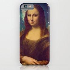 Mona Lisa's Galaxy Slim Case iPhone 6s