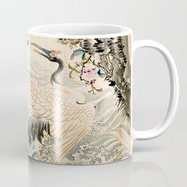 Flowers and Birds Coffee Mug